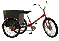 Worksman Tricycle