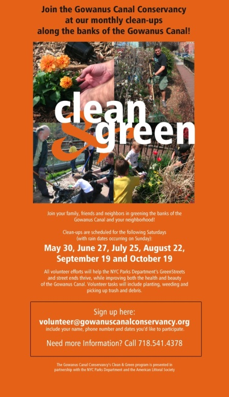 CleanGreen Flyer